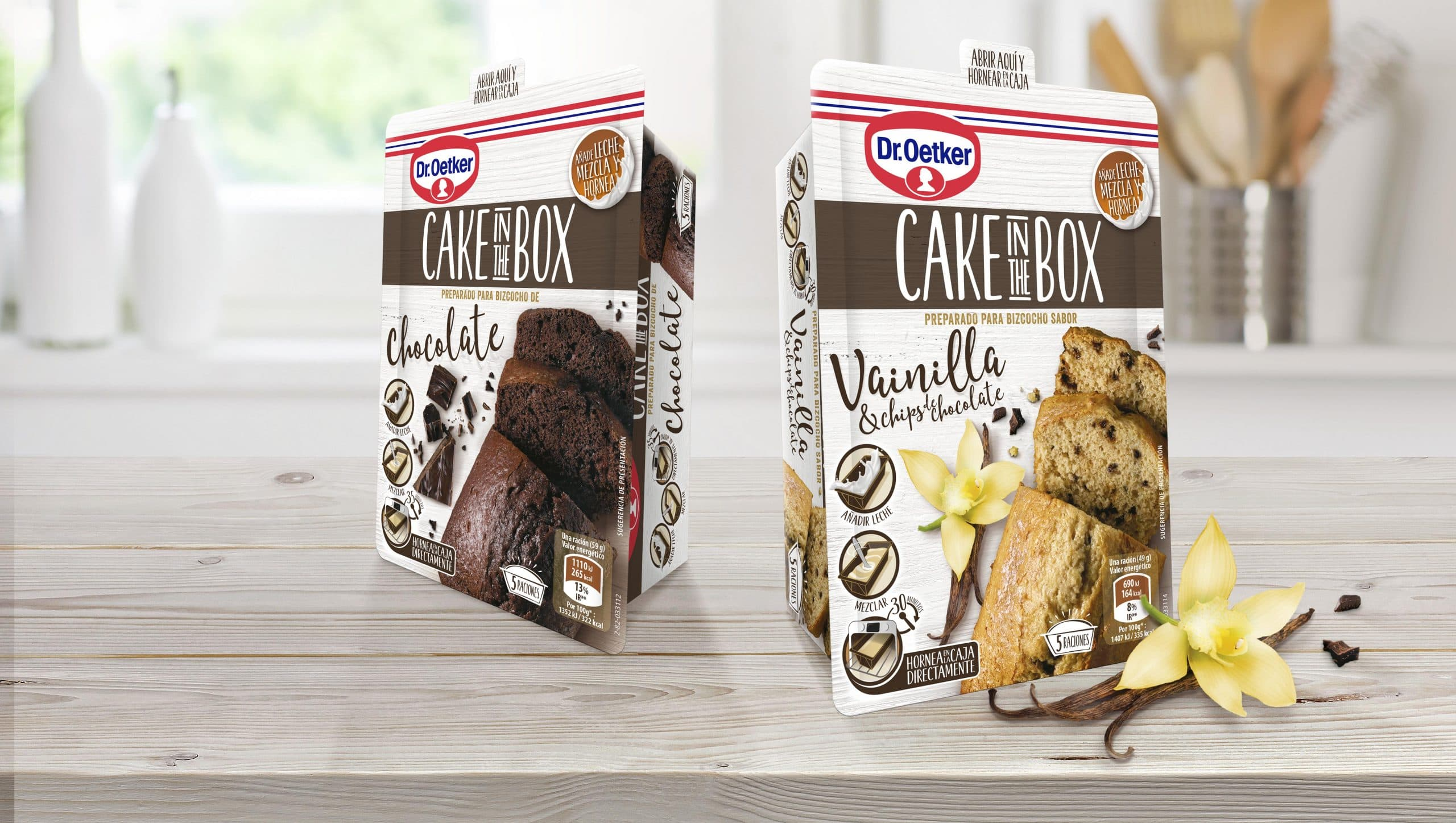 CAKE IN THE BOX